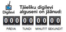 Eesti läks täielikult üle digilevile