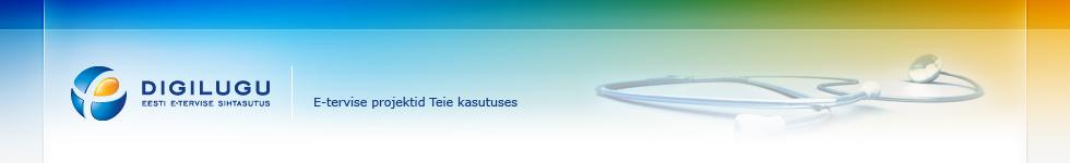 E-tervise patsiendiportaal avati testimiseks