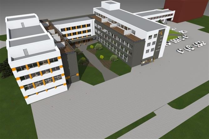 Teaduspark Tehnopol areneb kaasaegseks ja targaks linnakuks