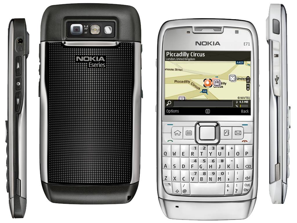 Nokia E71 – Symbian Reloaded