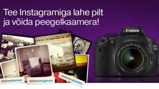 Elionil algas Instagrami fotokonkurss