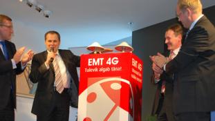 EMT 4G võrk saab kaheaastaseks