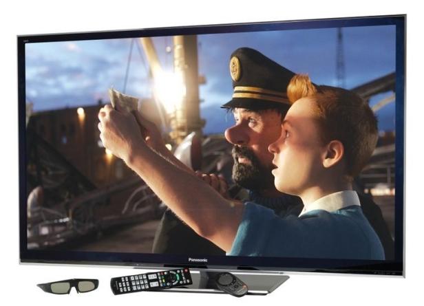 Panasonicu uus VIERA nimetati aasta plasma-teleriks Euroopas