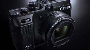 Canon esitleb uut PowerShot G1 X
