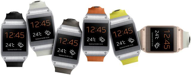 Samsung esitleb randmeseadet Samsung GALAXY Gear