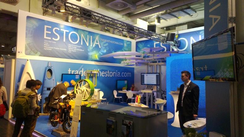 11 Eesti ettevõtet osalevad Hannover Messe 2013 tehnoloogia- ja tööstusmessil