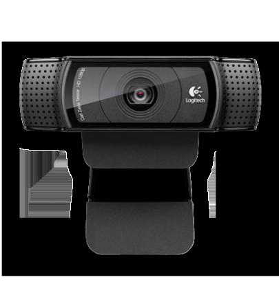 CES: Logitech tutvustab full-HD veebikaamerat