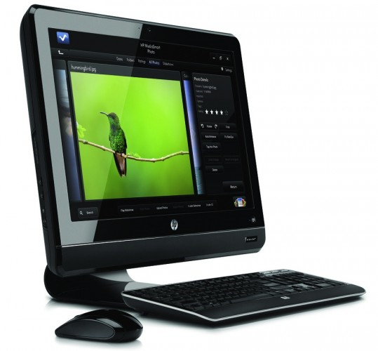 HP uus kuvar-arvuti varsti müügil