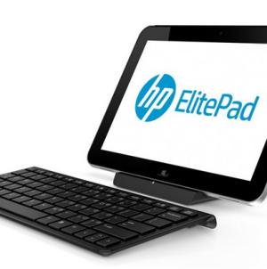 HP uus HP ElitePad 900 tahvelarvuti