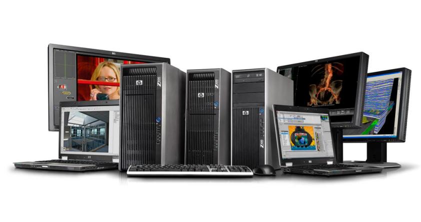 HP uued Z-seeria tööjaamad