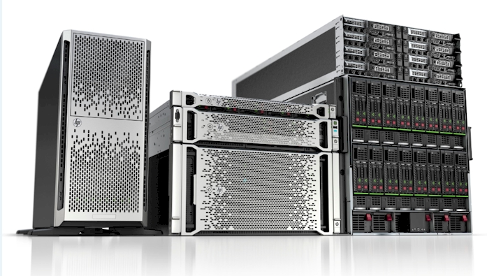 HP tutvustab Tallinnas uusi ProLiant Gen8 servereid