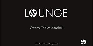 HP Lounge on tulemas