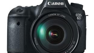 Canon toob turule WiFi-ühendusega EOS 6D kaamera