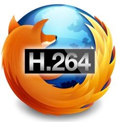 Mozilla Firefox sai toe H.264 videoformaadile Microsoftilt
