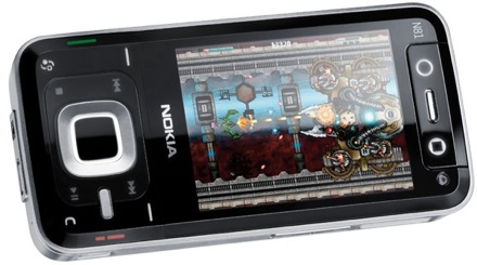 N81 on uus N-Gage