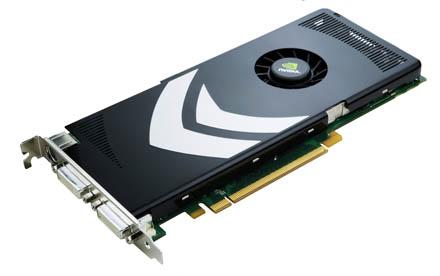 nVidia pakub nüüd väiksemat ja õhemat GeForce 8800 GT kaarti