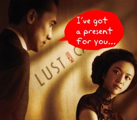 Ang Lee's Lust
