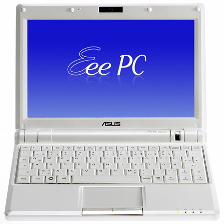 Asus Eee PC järglane on saabumas