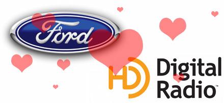 Ford Armastab HD Raadiot