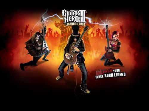 Guitar Hero III – Rokib sajaga!
