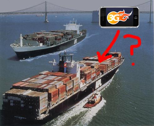 iPhone Cargo