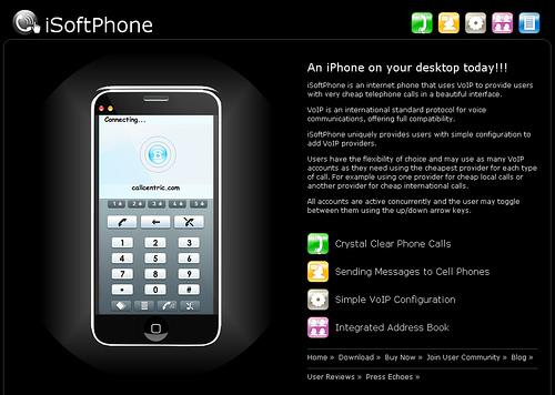 iSoftPhone – Jagame tasuta litsense!