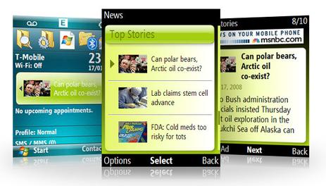 MSN Direct nüüd saadaval vabalt!