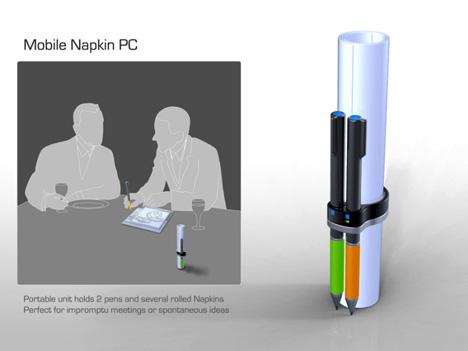 Kaasaskantav Napkin PC
