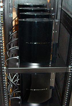 Supercomputer PS3