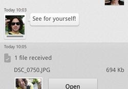 Uus Skype 2.6 Androidile