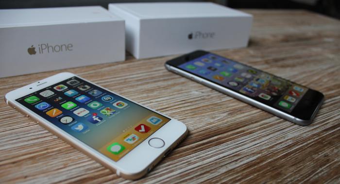 iPhone 6 valitseb endiselt müüduimate nutitelefonide edetabelit