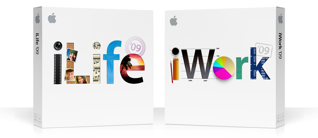 iLife 09 & iWork 09
