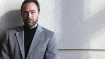 """""""Wikipedia"""" looja Jimmy Wales konverentsil LOGIN 2012"""