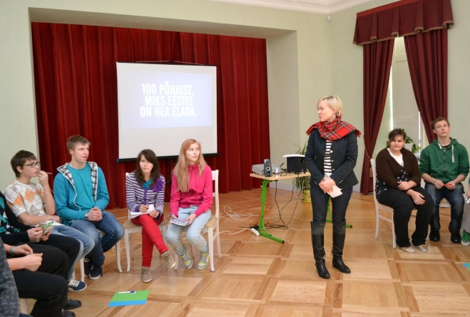 Sel nädalal jagab Eesti koolides külalisõpetajana kogemusi üle 100 IKT valdkonna töötaja
