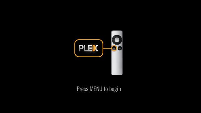 AppleTV Plex