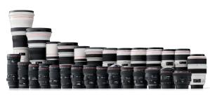 Canon on tootnud juba 80 miljonit EF-objektiivi