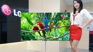 LG tutvustab maailma suurimat ja õhemat OLED telerit