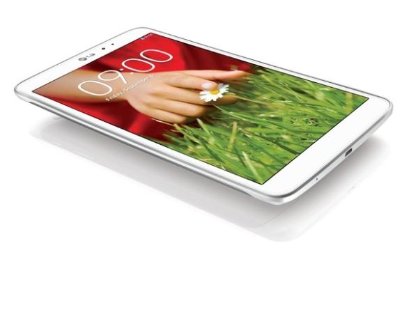 LG tutvustab Berliinis oma esimest kaheksatollist tahvelarvutit G-Pad