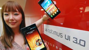 LG tutvustab uut nutitelefoni kasutajaliidest