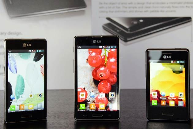 LG tutvustab Mobile World kongressil uue põlvkonna Optimus L seeriat