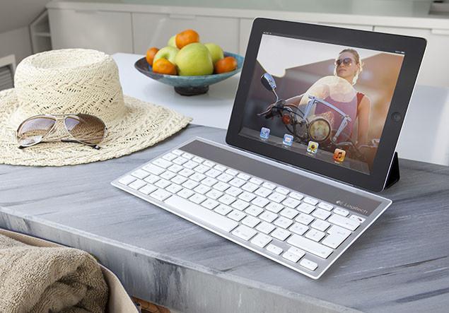 Logitech tutvustab uut Solar Keyboard K760 klaviatuuri