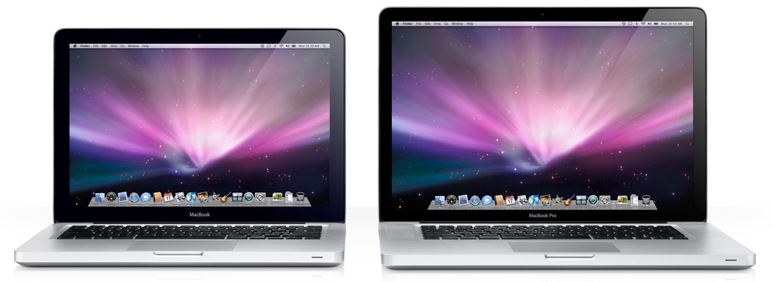 Apple uuendas oma sülearvutite valikut