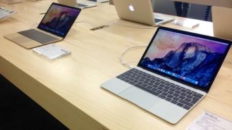 Aegade kõige õhem Apple'i sülearvuti jõudis Eestisse