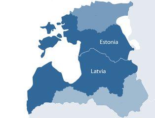 Eestlased on töökohaga rahul rohkem kui lätlased ja leedulased