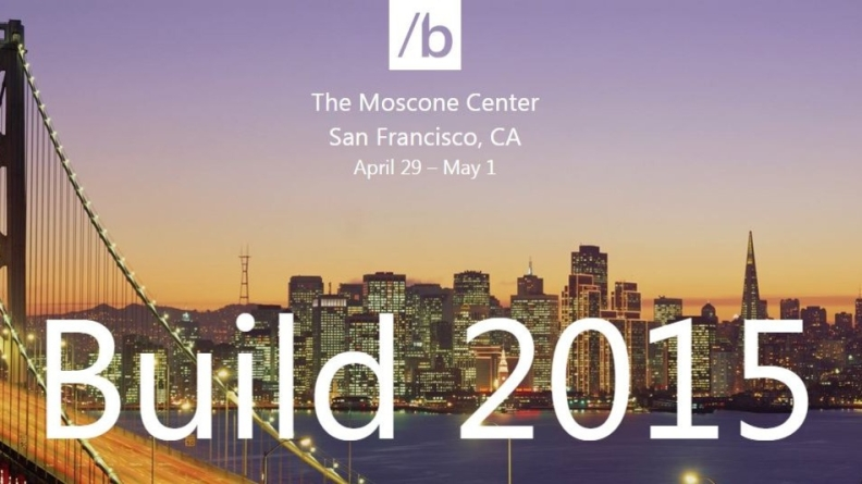 //BUILD 2015 ja San Francisco