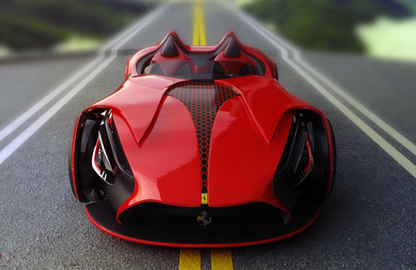 Ferrari elektriauto?
