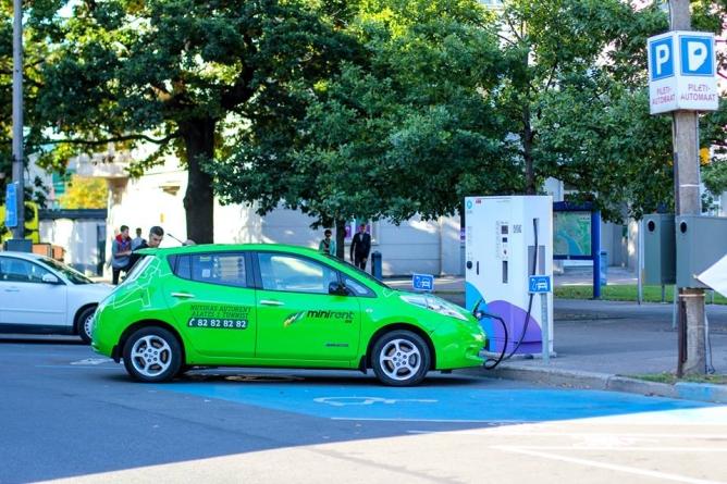 Elektriautode kiirlaadimispunkte hakkab elektriga varustama Elektrum