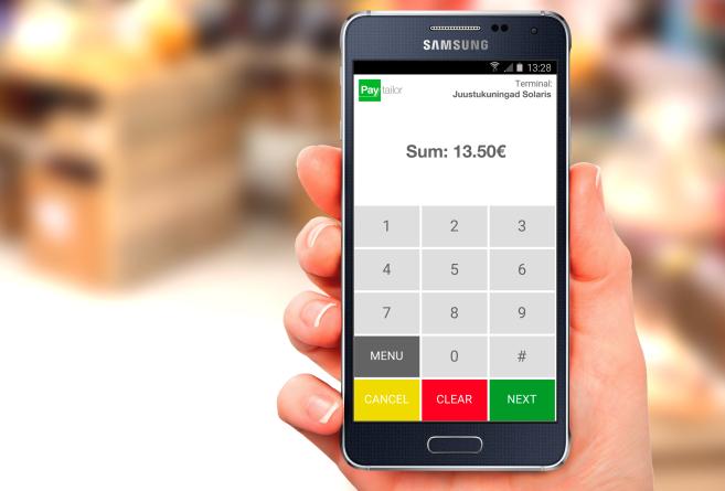 Paytailor võimaldab 14 müügikohas maksta mobiiliga