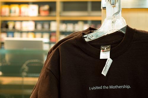 """""""I visited the Mothership"""" saab varsti uue tähenduse"""
