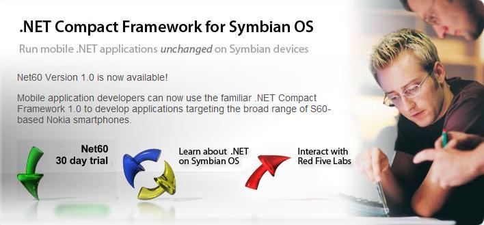 .NET raamistik Symbianile